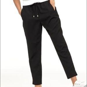 H&M Black Pull On Pants